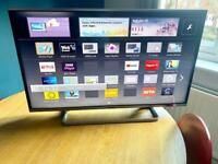 40 inch Panasonic smart 3D led tv