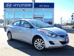 2011 Hyundai Elantra GL AUTO|HEATED SEATS|BLUETOOTH|KEYLESS ENTR