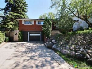 $479,500 - Raised Bungalow for sale in St. Albert