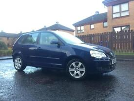 58 Reg VOLKSWAGEN POLO 1.4 MATCH AUTO LOW MILES