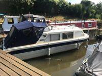 Viking 23 Cabin Cruiser - For Sale