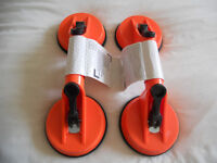DOUBLE CUP SUCTION LIFTERS x 2