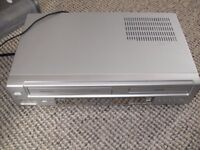 DAEWOO DVD AND VHS VIDEO TWIN RECORDER GREAT WORKING ORDER