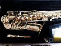 Brand New, Elkhart Alto Saxophone