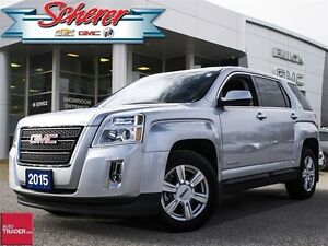 2015 GMC Terrain SLE WINTER TIRES INCLUDED