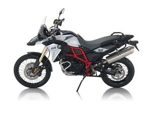2017 BMW F800GS Style 1 Light White