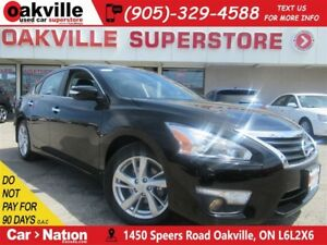 2014 Nissan Altima 2.5 SL | LEATHER | SUNROOF | B/U CAM | HTD SE