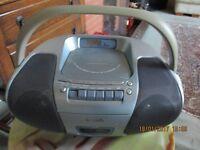 Panasonic RX-D26 Portable Stereo CD System