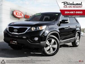 2012 Kia Sorento EX *V6\All Wheel Drive\Lthr Htd Seats\Bluetooth