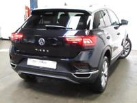 Volkswagen T-roc DESIGN TSI (black) 2018-01-03