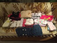 Big bundle of baby girl clothes 12-24 months!! Great offer!!!