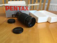 SMC PENTAX f4 Zoom lens (bayonet fitting)