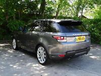 Land Rover Range Rover Sport SDV8 AUTOBIOGRAPHY DYNAMIC (grey) 2016-12-16