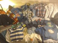 Boys 12 to 18 months spring / summer clothes bundle