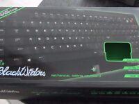 Black Widow Gaming Keyboard