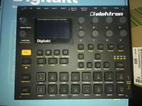 Elektron digitkt with all the Elektron expansion packs