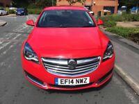 2014 Vauxhall insignia 2.0 diesel FSH 1 owner
