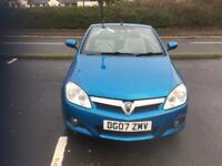 Vauxhall Tigra 1.4 2007 (07) mot 1 full year full leather interior great condition