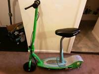 Razor electric scooter up to 15mph!!!