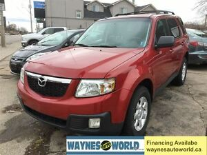2010 Mazda Tribute LIMITED **LOADED**