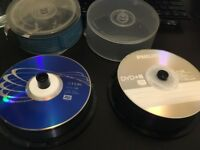 40 x Blank DVD-R Disc 4.7GB
