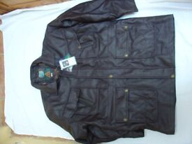 **Moda Italy** Mens Coat - Size XL