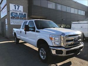 2012 Ford F-350 XLT Crew Cab Long Box 4X4 FX4