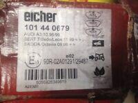 Eicher 101440679 front brake pads same as Mintex MDB2040