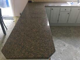 Granite Worktop for sale.