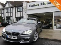 2015 BMW 640i GRAN COUPE 4 DOOR,PETROL,AUTO,FULL OPTIONS,ONE OWNER,FULL HISTORY,FINANCE AVAILABLE