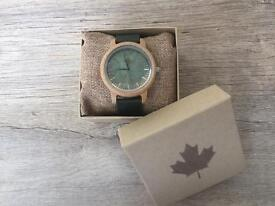 Olivia series by TheWoodCraft - Gents wooden watches, men's wood watches.