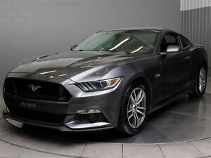 2016 Ford Mustang GT COUPÉ 5.0L MAGS TOIT OUVRANT CUIR NAVIGATIO