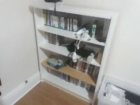 Half height wide bookshelf IKEA BILLY