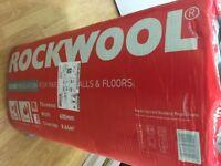 Rockwool Sound Insulation Slab 50mm