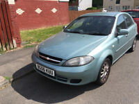 06 plate Chevrolet Lacetti - Spares or repairs