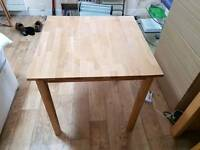 2-seater dining table