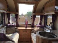 2014 Bailey Unicorn Vigo with transverse bed and Alde heating