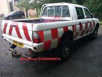 mitsubishi l200 gl 4work lwb 4x4 double cab
