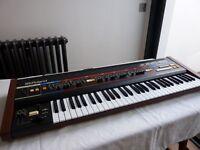 Roland Juno 60 with Minerva midi in excellent condition