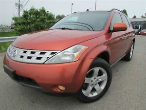 2004 Nissan Murano SL AWD A/C TOIT OUVRANT MAGS!!!