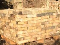 Reclaim Cambridge yellow handmade bricks