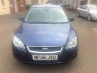 Ford Focus 1.6 Ghia 2006 56 reg Long MOT Full service history 2 Keys PX Welcome Delivery available
