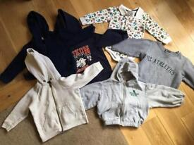 Boys 18-24 month 2T long sleeve jumpers