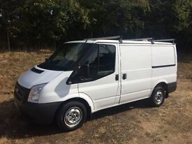 FORD TRANSIT 100 t300 SWB 2.2 DIESEL 2012 62-REG FULL SERVICE HISTORY 6-SPEED GEARBOX DRIVES PERFECT