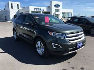 2015 Ford Edge SEL - Remote Start, Heated Leather ...