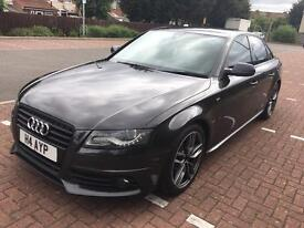 Audi A4 S Line tdi 133k miles £7000 bargain factory extras full service history
