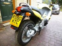 BMW K1200RS 1998, 19300 miles.
