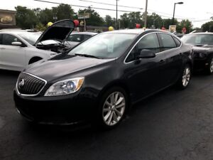 2015 Buick Verano Verano Leather- REMOTE STARTER, REAR VIEW CAME