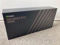 NVIDIA GeForce RTX 3080 Founders Edition FE 10 GB GDDR6X