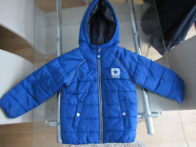 2 Kids Jackets - 1 Ted Baker (aged 8) & 1 Converse (aged 6-7) - Price reduction!!